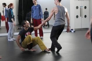 Workshop at Z-arts