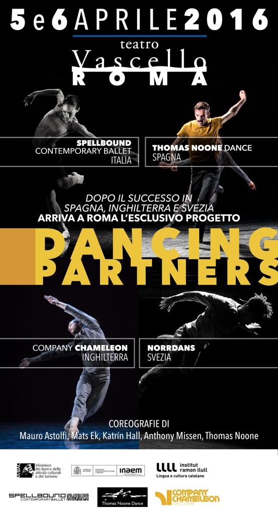 Dancing Partner - locandina-2